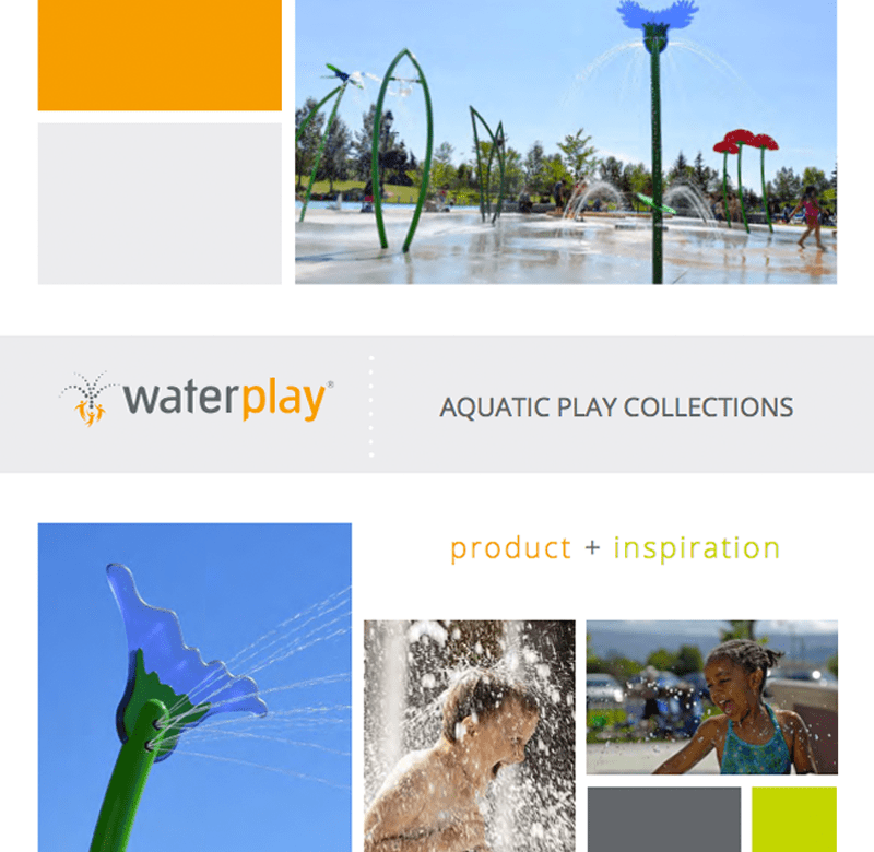 Land Rec Waterplay Aquatic Play Collections Catalog