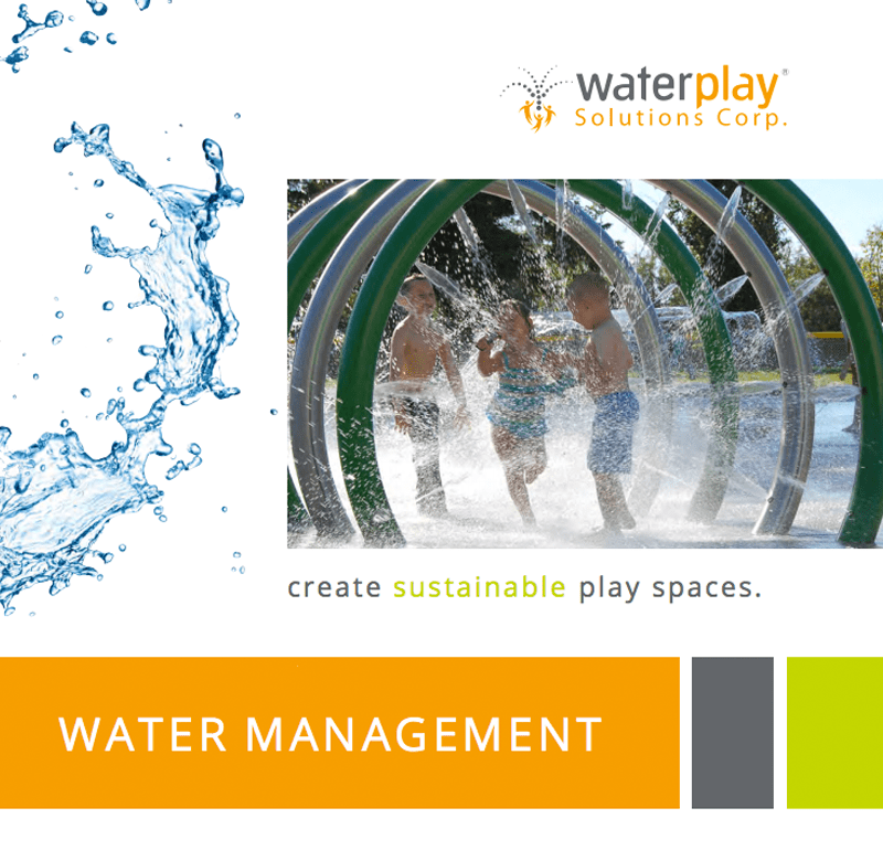 Land Rec Waterplay Water Management Catalog