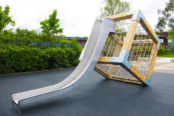 Land Rec Product Stainless Steel Slides